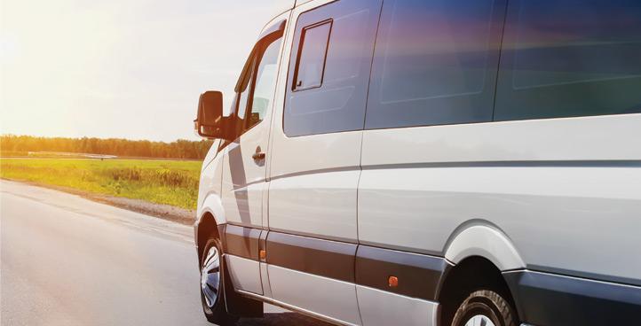 noleggio minibus con autista a bari
