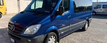noleggio minibus a bari